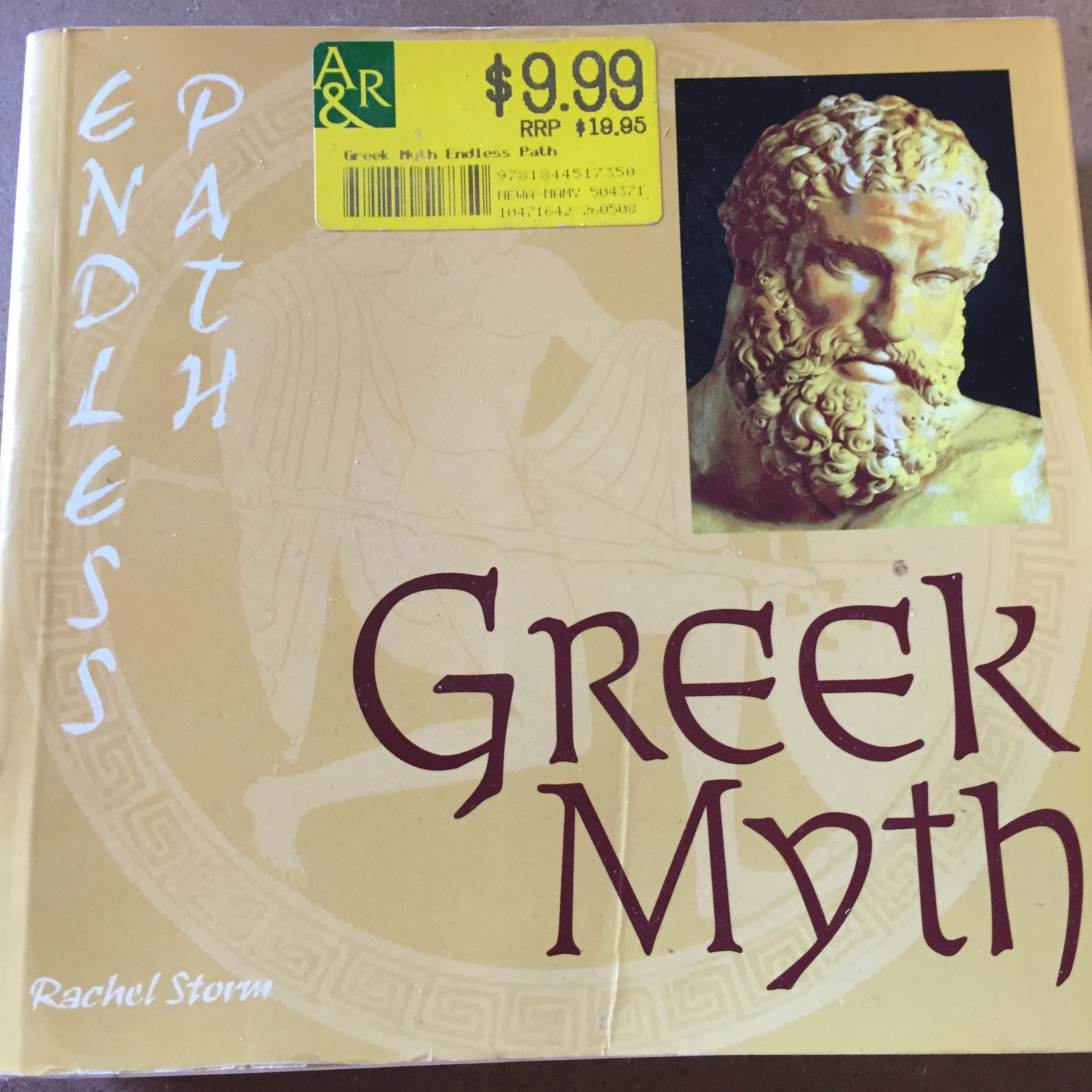 Greek Myth: Endless Path